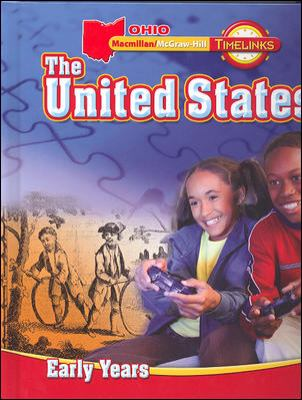 Oh Timelinks: Grade 5, the United States, Early Years Student Edition