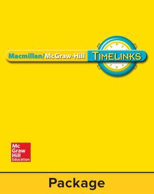 Timelinks: Classroom Sets, Grade K, Grade K Leveled Reader Places & Events Deluxe Set (6 Each of 15 Titles)