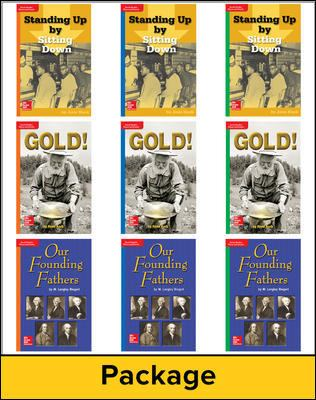 Timelinks: Grade 4, Classroom Sets, Grade 4 Leveled Reader Places & Events Deluxe Set (6 Each of 21 Titles)