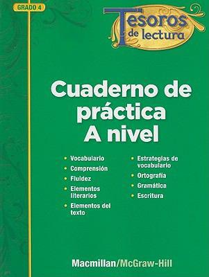 Cuaderno de Practica, A Nivel, Grado 4