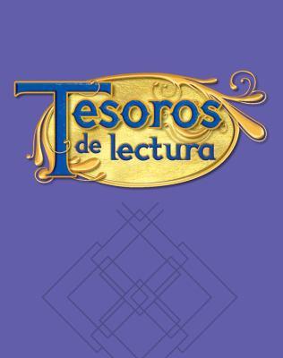 Tesoros de Lectura, a Spanish Reading/Language Arts Program, Grade 5, Coleccion Un Paso Mas: Nivel Avanzado Beyond Level Leveled Readers (1 of 30)