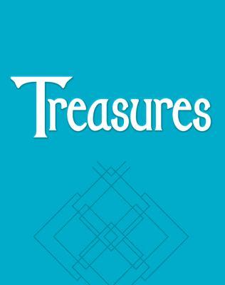 Treasures, Language Arts, Pupil Edition, Grade 2, 2001