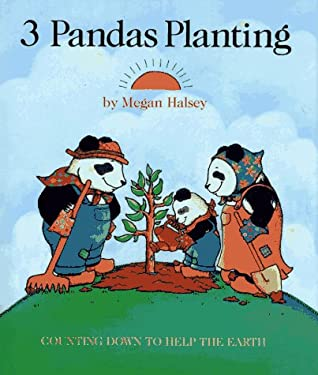 3 Pandas Planting: Counting Down to Help the Earth