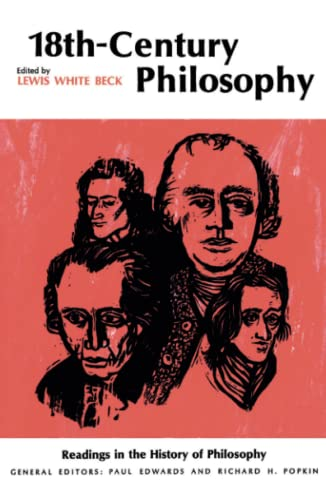 Eighteenth-Century Philosophy 9780029021002
