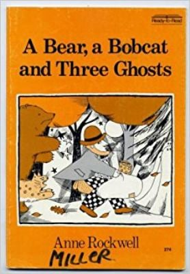 A Bear, a Bobcat, and Three Ghosts