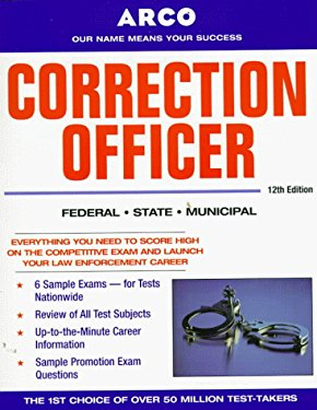 ARCO Correction Officer 9780028628073