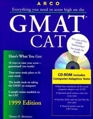 ARCO GMAT CAT [With Testprep Plus]