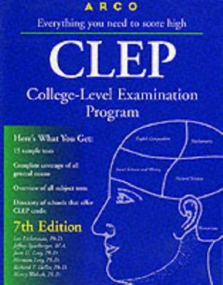ARCO Preparation for the CLEP: College-Level Examination Program, the 5 General Examinations