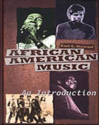 African-American Music: An Introduction 9780028602943