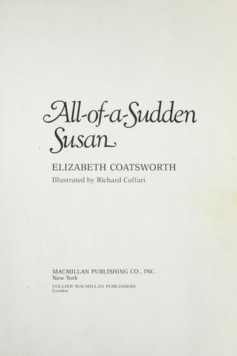 All-Of-A-Sudden Susan,