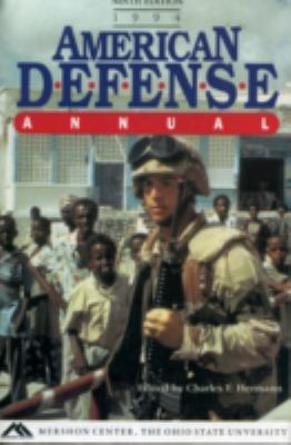 American Defence Annual, 1994