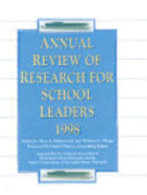 Annual Review of Research for School Leaders