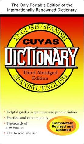 Appleton-Cuyas_dictionary Spanish-English/English-Spanish