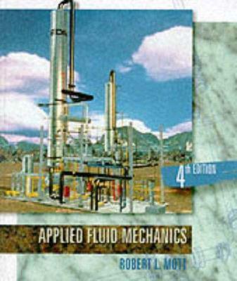 Applied Fluid Mechanics 9780023842313