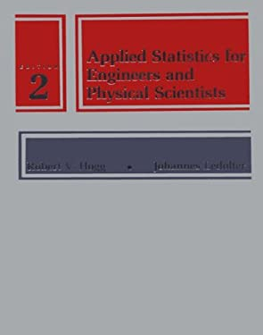 Applied Statistics for Engineers and Physical Scientists 9780023558306