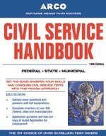Arco Civil Service Handbook: Everything You Need to Know to Get a Civil Service Job
