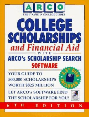 Arco College Scholarships and Financial Aid: With Arco's Scholarship Search Software