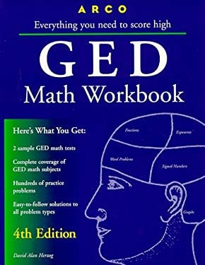 Arco GED Mathematics Workbook 9780028625119