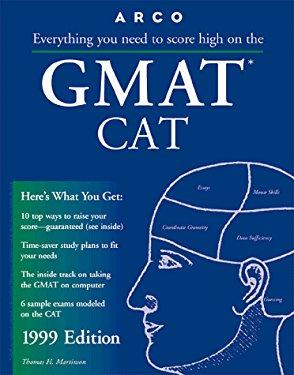 Arco GMAT CAT: Graduate Management Admission Test