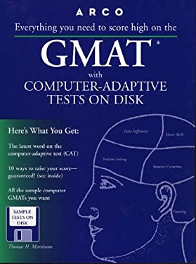 Arco GMAT: Graduate Management Admission Test, with Computer-Adaptive Tests on Disk