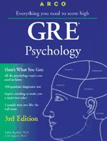 Arco GRE Psychology