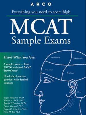 Arco MCAT Sample Exams