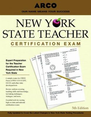 Arco New York State Teacher Certification Exams by Joan U. Levy ...