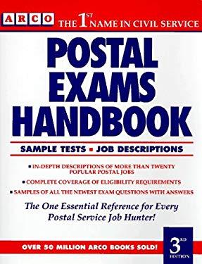 Arco Postal Exams: Sample Tests-Job Descriptions 9780028619347