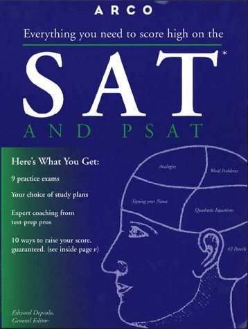 Arco Preparation for the SAT and PSAT