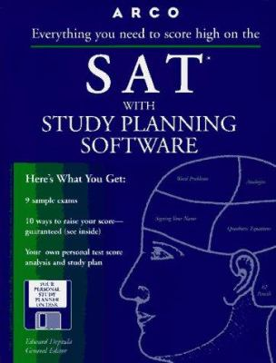 Arco Preparation for the SAT and PSAT: With Tests on Disk
