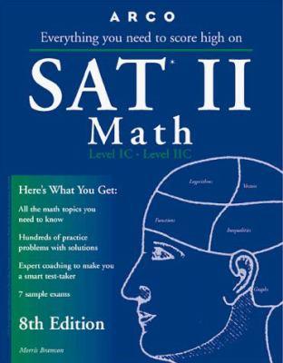 Arco SAT II Math: Level I C and Level II C