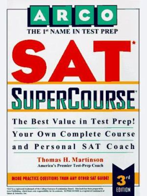 Arco SAT Supercourse: With Tests on Disk