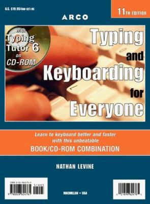 Arco Typing and Keyboarding for Everyone with Typing Tutor 6 [With Typing Tutor 6]