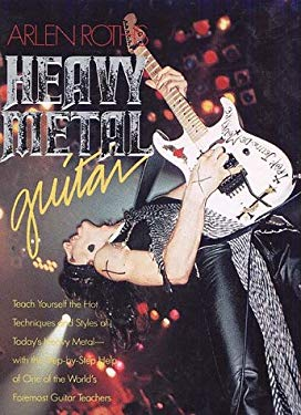 Arlen Roth's Heavy Metal Guitar
