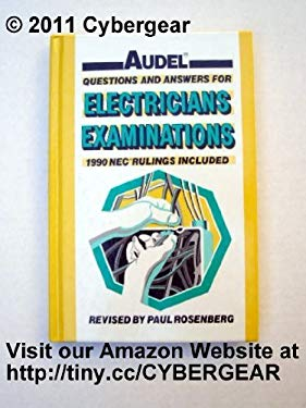 Audel Questions and Answers for Electricians' Examinations