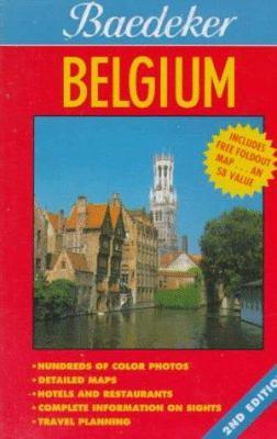 Baedeker Belgium