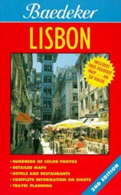 Baedeker Lisbon