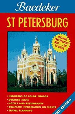 Baedeker St. Petersburg