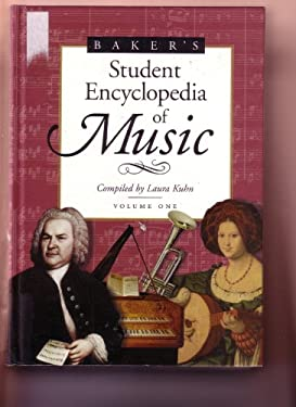 Bakers Student Dictionary of Music 1 V1