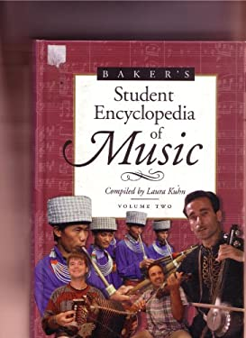 Bakers Student Dictionary of Music 1 V2