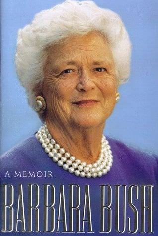 Barbara Bush: A Memoir 9780025196353