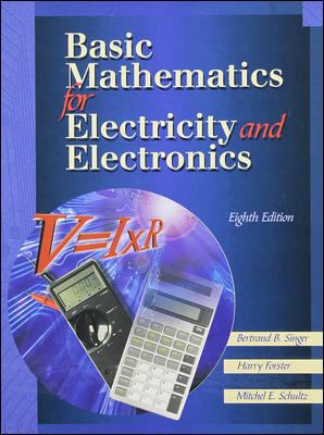 Basic Mathematics for Electricity and Electronics, Workbook