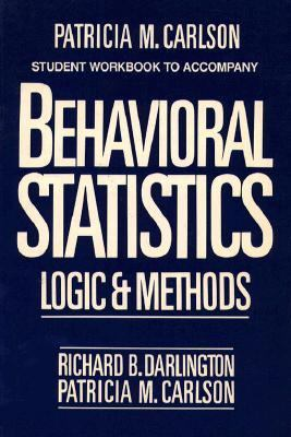 Behavioral Statistics Student Workbook