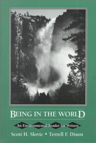 Being in the World: An Environmental Reader for Writers