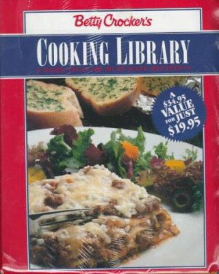 Betty Crocker's Cooking Library: Pasta Favorites, Quick Dinners, Great Chicken, Best Grilling, and Mexican Made Easy [With 5 Cook]