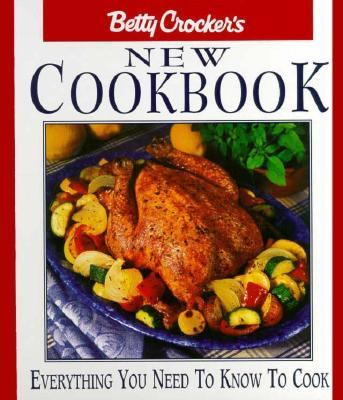 Betty Crocker's New Cookbook Packed with Betty Crocker's Best Recipes for Pasta 9780028622606