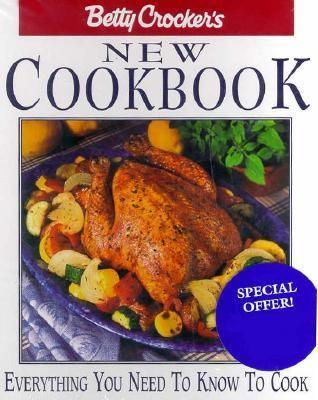 Betty Crocker's New Cookbook and Cookie Jar Cookbook