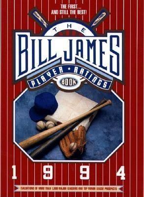 Bill James Player Ratings Book, 1994 12 Copy Carton
