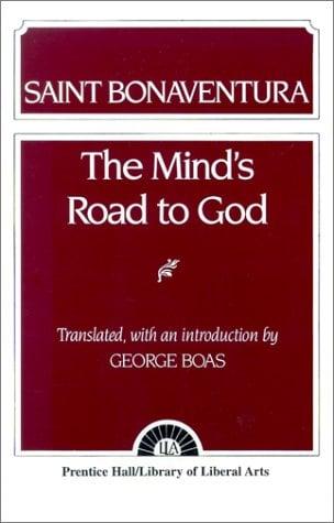 Bonaventura: The Minds Road to God 9780023112508