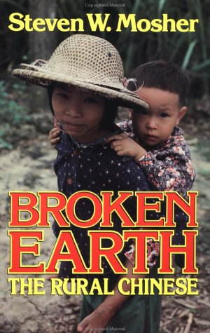 Broken Earth: The Rural Chinese 9780029217207